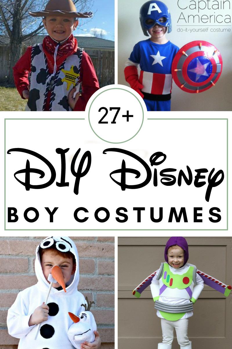 27 diy disney boy costumes your everyday family solutioingenieria Gallery